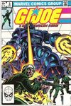 G.I. Joe: A Real American Hero #3 comic books - cover scans photos G.I. Joe: A Real American Hero #3 comic books - covers, picture gallery