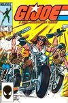 G.I. Joe: A Real American Hero #32 comic books - cover scans photos G.I. Joe: A Real American Hero #32 comic books - covers, picture gallery