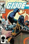 G.I. Joe: A Real American Hero #33 comic books - cover scans photos G.I. Joe: A Real American Hero #33 comic books - covers, picture gallery