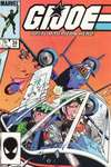 G.I. Joe: A Real American Hero #34 comic books - cover scans photos G.I. Joe: A Real American Hero #34 comic books - covers, picture gallery