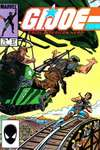 G.I. Joe: A Real American Hero #37 comic books - cover scans photos G.I. Joe: A Real American Hero #37 comic books - covers, picture gallery