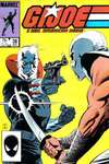 G.I. Joe: A Real American Hero #38 comic books - cover scans photos G.I. Joe: A Real American Hero #38 comic books - covers, picture gallery