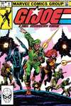 G.I. Joe: A Real American Hero #4 comic books - cover scans photos G.I. Joe: A Real American Hero #4 comic books - covers, picture gallery
