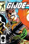 G.I. Joe: A Real American Hero #40 comic books - cover scans photos G.I. Joe: A Real American Hero #40 comic books - covers, picture gallery