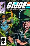 G.I. Joe: A Real American Hero #45 comic books - cover scans photos G.I. Joe: A Real American Hero #45 comic books - covers, picture gallery
