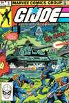 G.I. Joe: A Real American Hero #5 comic books - cover scans photos G.I. Joe: A Real American Hero #5 comic books - covers, picture gallery