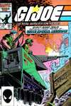 G.I. Joe: A Real American Hero #50 comic books - cover scans photos G.I. Joe: A Real American Hero #50 comic books - covers, picture gallery