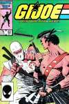 G.I. Joe: A Real American Hero #52 comic books - cover scans photos G.I. Joe: A Real American Hero #52 comic books - covers, picture gallery