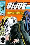 G.I. Joe: A Real American Hero #55 comic books - cover scans photos G.I. Joe: A Real American Hero #55 comic books - covers, picture gallery
