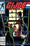 G.I. Joe: A Real American Hero #66 comic books - cover scans photos G.I. Joe: A Real American Hero #66 comic books - covers, picture gallery
