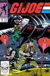 G.I. Joe: A Real American Hero #73 comic books - cover scans photos G.I. Joe: A Real American Hero #73 comic books - covers, picture gallery