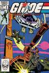 G.I. Joe: A Real American Hero #8 comic books - cover scans photos G.I. Joe: A Real American Hero #8 comic books - covers, picture gallery