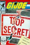 G.I. Joe: A Real American Hero #93 comic books - cover scans photos G.I. Joe: A Real American Hero #93 comic books - covers, picture gallery