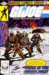 G.I. Joe: A Real American Hero #2 comic books - cover scans photos G.I. Joe: A Real American Hero #2 comic books - covers, picture gallery