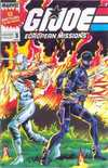 G.I. Joe European Missions #3 comic books for sale