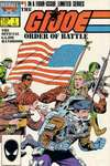 G.I. Joe Order of Battle Comic Books. G.I. Joe Order of Battle Comics.