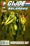 G.I. Joe: Reloaded #13 Comic Books - Covers, Scans, Photos  in G.I. Joe: Reloaded Comic Books - Covers, Scans, Gallery