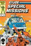 G.I. Joe Special Missions #3 comic books for sale
