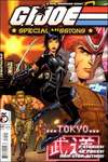 G.I. Joe: Special Missions Tokyo comic books