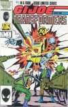 G.I. Joe and the Transformers Comic Books. G.I. Joe and the Transformers Comics.