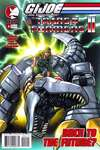 G.I. Joe vs. the Transformers #4 comic books for sale
