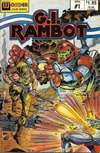 G.I. Rambot #1 comic books for sale