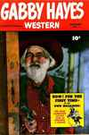 Gabby Hayes Western #1 comic books - cover scans photos Gabby Hayes Western #1 comic books - covers, picture gallery