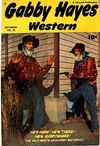 Gabby Hayes Western #10 comic books - cover scans photos Gabby Hayes Western #10 comic books - covers, picture gallery