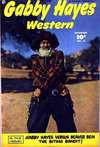 Gabby Hayes Western #12 comic books - cover scans photos Gabby Hayes Western #12 comic books - covers, picture gallery