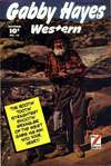 Gabby Hayes Western #13 comic books - cover scans photos Gabby Hayes Western #13 comic books - covers, picture gallery