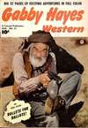 Gabby Hayes Western #21 comic books - cover scans photos Gabby Hayes Western #21 comic books - covers, picture gallery