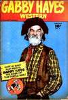 Gabby Hayes Western #3 comic books for sale