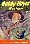 Gabby Hayes Western #35 comic books for sale