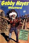 Gabby Hayes Western #7 comic books - cover scans photos Gabby Hayes Western #7 comic books - covers, picture gallery