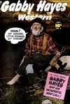 Gabby Hayes Western #8 comic books - cover scans photos Gabby Hayes Western #8 comic books - covers, picture gallery