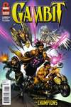 Gambit and the Champions: From the Marvel Vault comic books