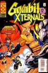 Gambit and the X-Ternals #4 comic books for sale