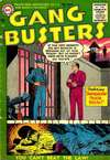 Gang Busters #50 comic books for sale