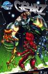 Gearz #2 comic books - cover scans photos Gearz #2 comic books - covers, picture gallery