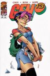 Gen 13 #14 comic books - cover scans photos Gen 13 #14 comic books - covers, picture gallery