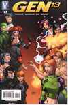 Gen 13 #11 comic books - cover scans photos Gen 13 #11 comic books - covers, picture gallery