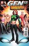 Gen 13: Armageddon #1 comic books - cover scans photos Gen 13: Armageddon #1 comic books - covers, picture gallery