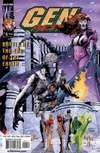 Gen Active #4 comic books for sale