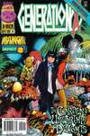 Generation X #19 comic books for sale