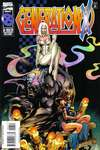 Generation X #6 comic books for sale