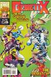 Genetix #4 Comic Books - Covers, Scans, Photos  in Genetix Comic Books - Covers, Scans, Gallery