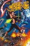 George Perez's Sirens comic books