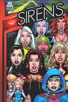 George Perez's Sirens #4 comic books for sale