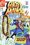 Ghost Manor #3 Comic Books - Covers, Scans, Photos  in Ghost Manor Comic Books - Covers, Scans, Gallery