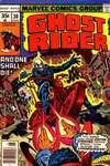 Ghost Rider #30 comic books - cover scans photos Ghost Rider #30 comic books - covers, picture gallery